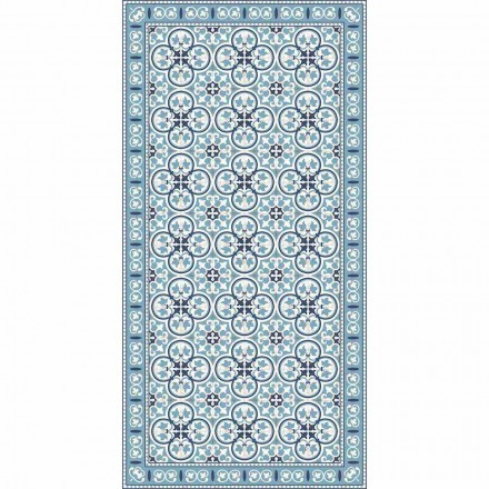 Modernt mönstrad köksdäck i pvc och polyester - Lindia