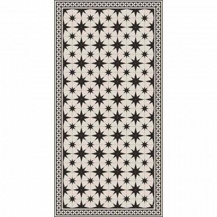 Modern design rektangulär vinylplatta med fantasi - Osturio