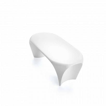 Moderna kaffebord för inomhus eller utomhus, 2 stycken - Lily av Myyour