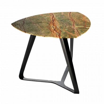 Handgjorda soffbord med lyxig marmortopp tillverkad i Italien - Royal