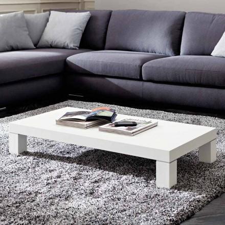 Hpl soffbord med metallben tillverkade i Italien - Nebbiolo