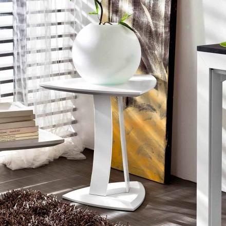 Soffbord i lackerad Mdf Tillverkad i Italien, hög kvalitet - Lisa