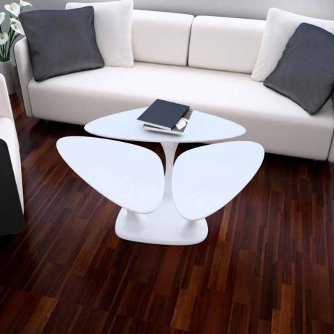 Amanita Modern Design soffbord tillverkat i Italien