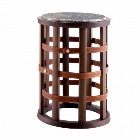 Grilli Harris moderna runda bord som tillverkas i Italien