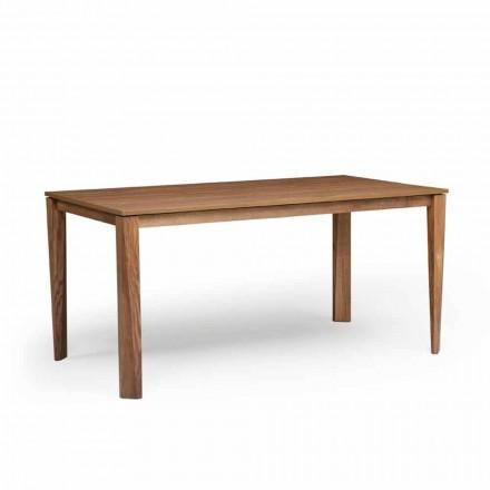 Utbyggbart designbord med askträbas, Medicina