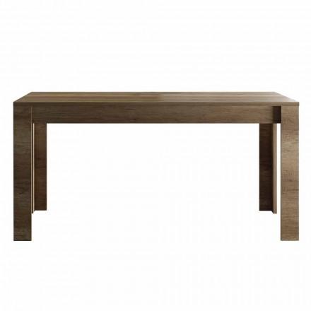 Utdragbart bord upp till 185 cm av Made in Italy Melamin Design - Ketra