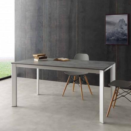 Utdragbara bord upp till 3 meter i aluminium och laminat Hpl Urbino