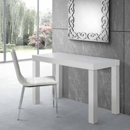 Utdragbart konsolbord upp till 325 cm i laminerat tillverkat i Italien - Gordito