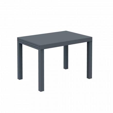 Utdragbart utomhusbord Upp till 280 cm i metall Tillverkad i Italien - Dego