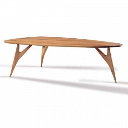 Matbord, handgjorda, i massivt valnötträ tillverkat i Italien - Nocino