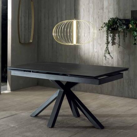 Utdragbart matbord av design med keramisk topp Upp till 240 cm - Ultron