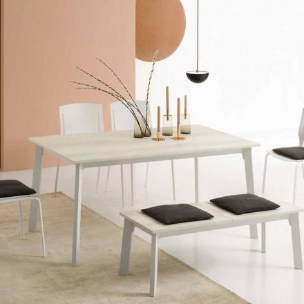 Utdragbart matbord med 6/8 platser - Arnara Basic