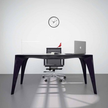 Modernt design bord bord tillverkat i Italien, Pomarolo