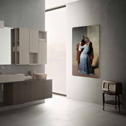 Termoarredo elektriska modern design anpassas med bilder Jonny