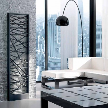 Elektriska element i stål, storstads stil Mikado Scirocco H