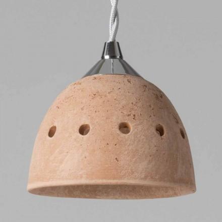 TOSCOT Apuan fjädring lampa utan rosett Made in Toscana