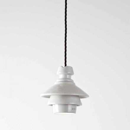 TOSCOT Battersea hängande lampa med terrakotta kruka