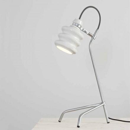 TOSCOT Battersea bordslampa modern keramisk konstruktion