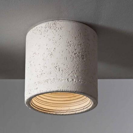 TOSCOT Karst taklampa Ø 13 cm Tillverkad i Toscana