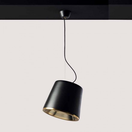 TOSCOT Henry taklampa med rosett Ø37cm