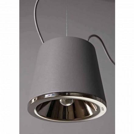 TOSCOT Henry taklampa Ø20cm tillverkad i Toscana