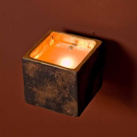 TOSCOT Montecristo vägg kub Made in Toscana