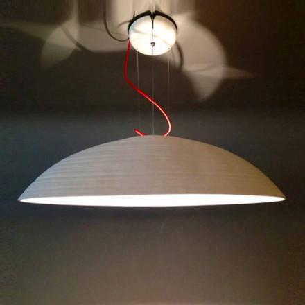 TOSCOT Notorius lampa oval suspension tillverkad i Toscana