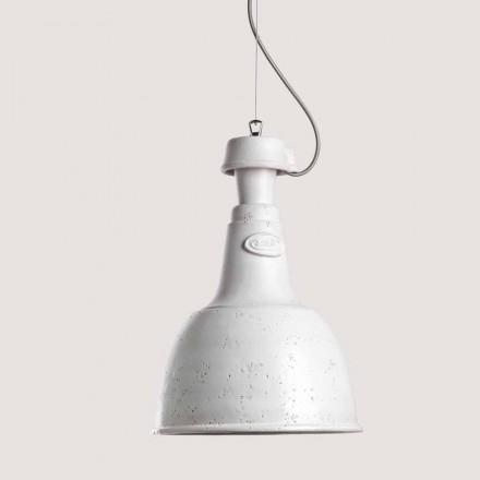 TOSCOT Turin suspension lampa terrakotta, handgjorda