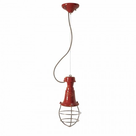 TOSCOT Turin lampa liten suspension Made in Toscana