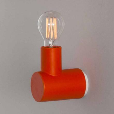 TOSCOT Trafiklampa Vägg keramik tillverkad i Toscana