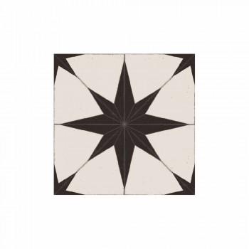 Amerikansk plakatsmönstrad design i Pvc och polyester - Osturio
