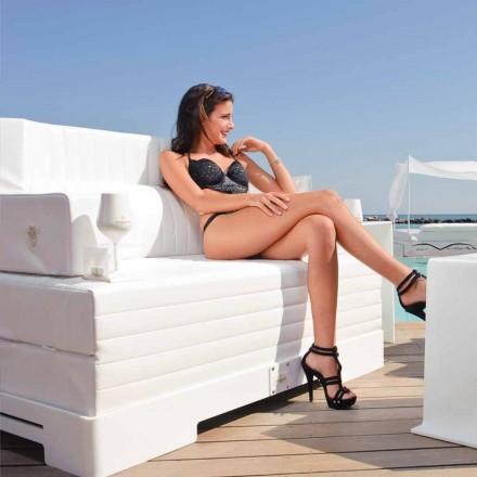 Trona Magnum Luxury flytande stol dubbel sits konstruktion