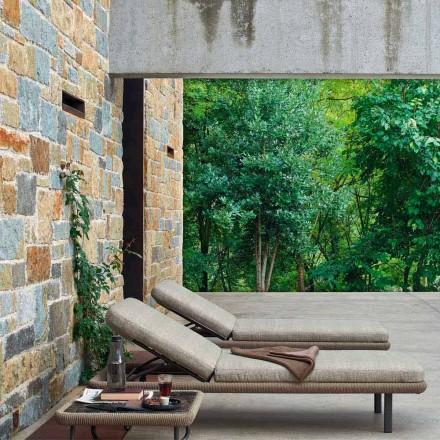 Varaschin Babylon trädgård eller inomhus säng, modern design