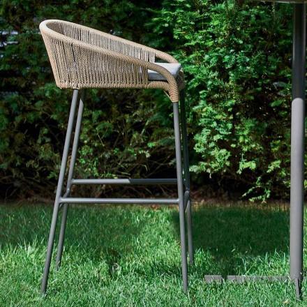 Varaschin Cricket pall modern trädgård aluminium, 2 st