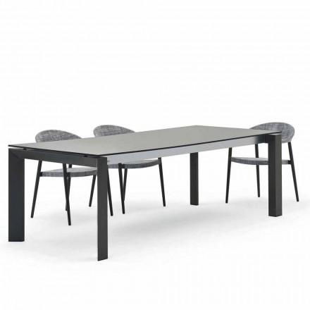 Varaschin Dolmen bord modern exteriör design 240x100 cm