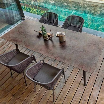 Varaschin Link Fast matbord från externa eller interna H 65 cm