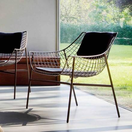 Varaschin Sommar Set trädgårdsstol, modern design