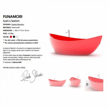 Badmöbler i Adamantx® Funamori Made in Italy