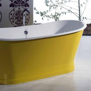 Bath färg gjutjärn fristående modern design Betty