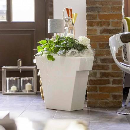 Utomhus / inomhus dekorativ vas Slide Il Vaso, modern design