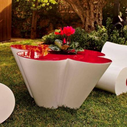 Vondom Agatha design utomhusbord i färgad polyeten