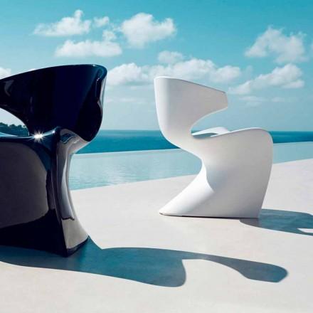 Vondom Wing design trädgårdsstol i polyeten L50xD56xH74 cm