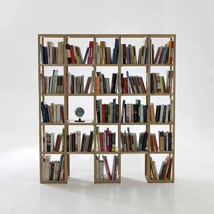 Moderna bokhylla Zia Babel I Castelli 6