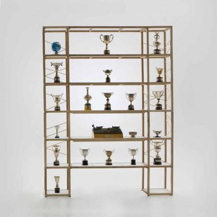 Moderna bokhylla Zia Babel I Castelli 11
