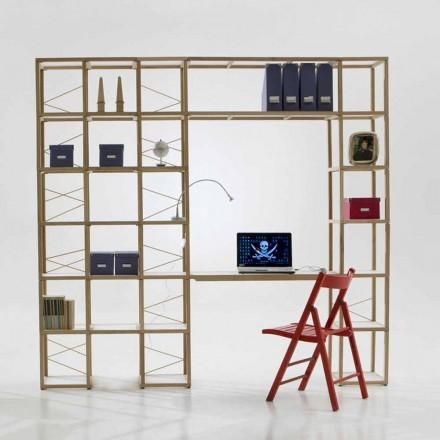 Moderna bokhylla Zia Babel I Castelli 13