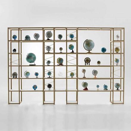 Moderna bokhylla Zia Babel I Castelli 14