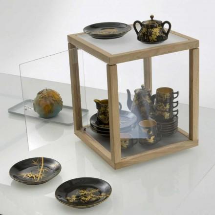 Modulär design bibliotek Zia Babel Spinning Top Toy väska med Anta